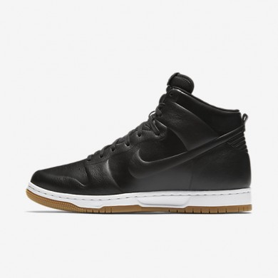 Nike Dunk Ultra Craft Black/White/Black Mens Shoes