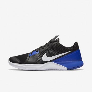 Nike FS Lite Trainer 3 Black/Racer Blue/Anthracite/White Mens Training Shoes