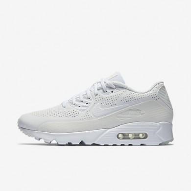 Nike Air Max 90 Ultra Moire White/White/White/White Mens Shoes