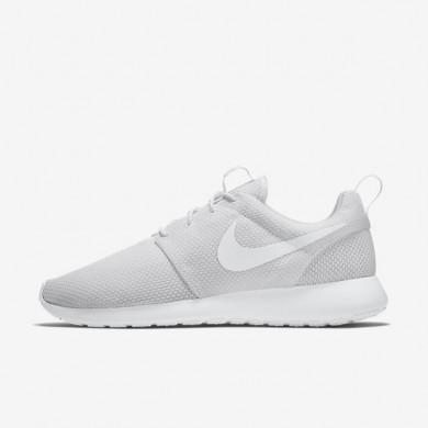Nike Roshe One White/White Mens Shoes