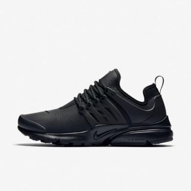 Nike Beautiful x Air Presto Premium Black/Black/Black Womens Shoes