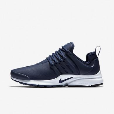 Nike Air Presto Premium Midnight Navy/Midnight Navy Womens Shoes