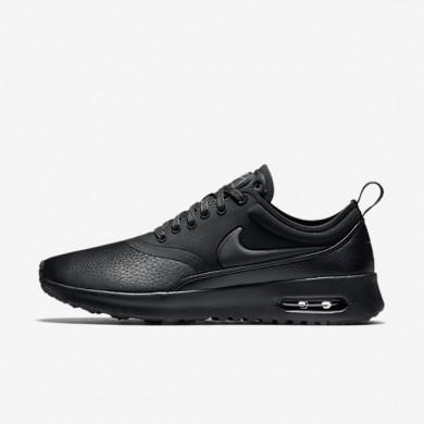 Nike Beautiful x Air Max Thea Ultra Premium Black/Cool Grey/Black Womens Shoes