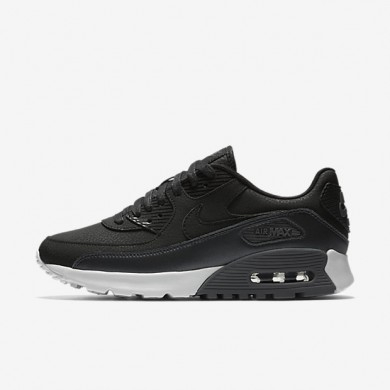 Nike Air Max 90 Ultra SE Deep Pewter/White/Metallic Pewter/Deep Pewter Womens Shoes