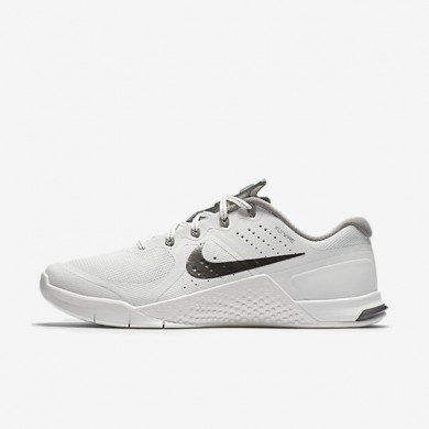 Nike Metcon 2 Summit White/Metallic Pewter Womens Training Shoes