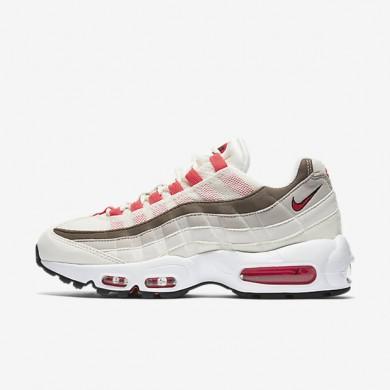 Nike Air Max 95 OG Sail/Phantom/Light Iron Ore/Ember Glow Womens Shoes