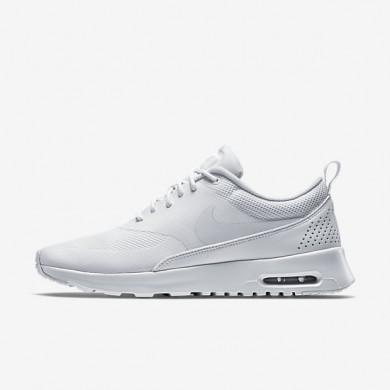Nike Air Max Thea White/White Womens Shoes