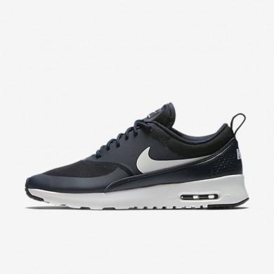 Nike Air Max Thea Obsidian/White Womens Shoes