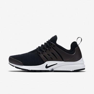 Nike Air Presto Black/White/Black Womens Shoes