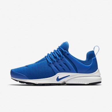 Nike Air Presto Blue Spark/Summit White/Black Womens Shoes