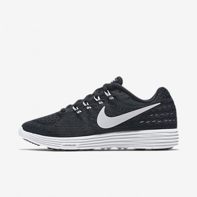 Nike LunarTempo 2 Black/Anthracite/White Womens Running Shoes