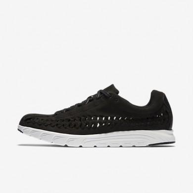Nike Mayfly Woven Black/Summit White/Black Mens Shoes