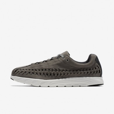 Nike Mayfly Woven Tumbled Grey/Summit White/Anthracite Mens Shoes