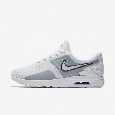 Nike Air Max Zero White/Black/White Womens Shoes