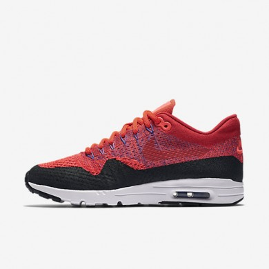 Nike Air Max 1 Ultra Flyknit University Red/Bright Crimson/Black/University Red Womens Shoes