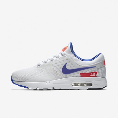 Nike Air Max Zero White/Solar Red/Black/Ultramarine unisex Shoes