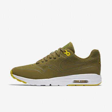 Nike Air Max 1 Ultra Moire Olive Flak Womens Shoes