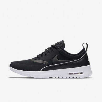Nike Air Max Thea Ultra Black/White/Dark Grey/Black Womens Shoes