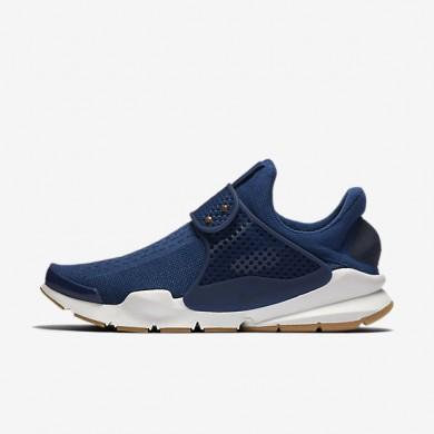 Nike Sock Dart Coastal Blue/Obsidian/Sail/Obsidian Womens Shoes