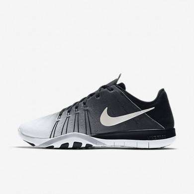 Nike Free TR 6 Spectrum Black/Wolf Grey/Summit White Womens Training Shoes