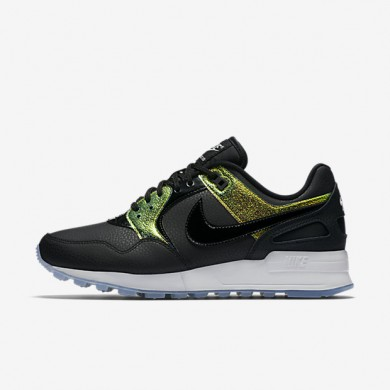 Nike Air Pegasus 89 Premium Black/Blue Tint/Pure Platinum/Black Womens Shoes