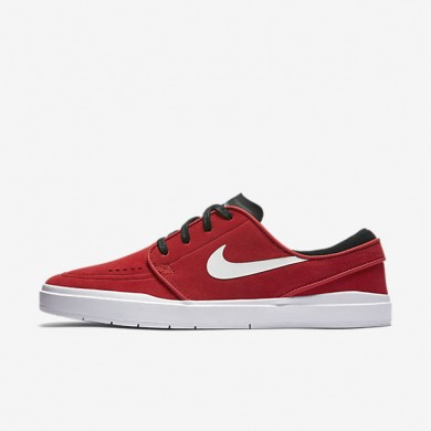 Nike SB Stefan Janoski Hyperfeel University Red/Black/Total Crimson/White Mens Skateboarding Shoes