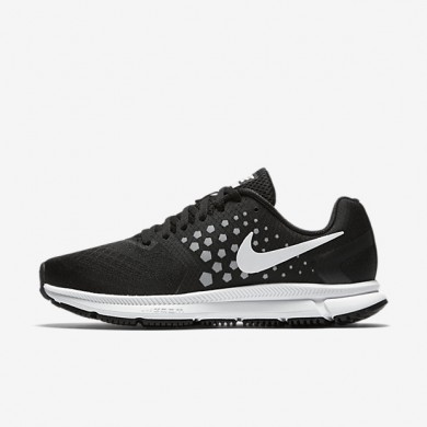 Nike Air Zoom Span Black/Wolf Grey/Anthracite/White Womens Running Shoes