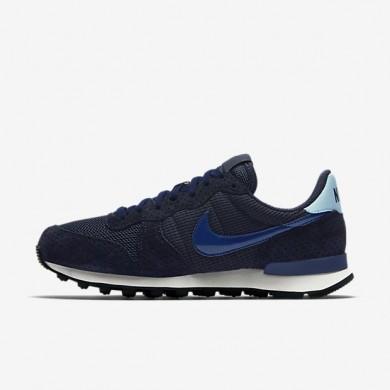 Nike Internationalist SE Obsidian/Coastal Blue Womens Shoes