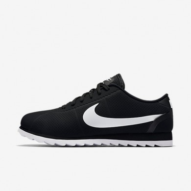 Nike Cortez Ultra Moire Black/Black/White Womens Shoes