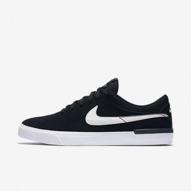 Nike SB Koston Hypervulc Black/Dark Grey/White Mens Skateboarding Shoes