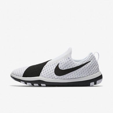 Nike Free Connect White/Black Womens Training Shoes