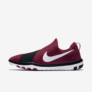 Nike Free Connect Noble Red/Black/White Womens Training Shoes
