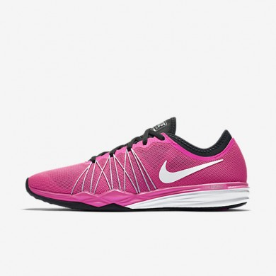 Nike Dual Fusion TR HIT Pink Blast/Anthracite/Black/White Womens Training Shoes