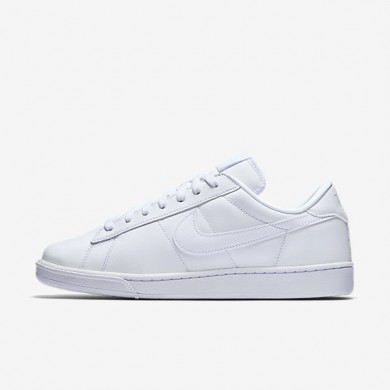 Nike Court Classic White/Bluecap/White Womens Shoes