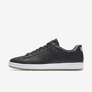 Nike Court Classic Ultra Premium Black/White/Metallic Hematite/Black Womens Shoes