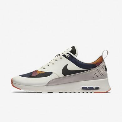 Nike Air Max Thea Jacquard Game Royal/Sail/Light Iron Ore/Black Womens Shoes