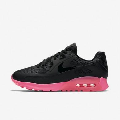 Nike Air Max 90 Ultra Black/Digital Pink/White/Black Womens Shoes