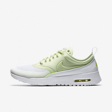 Nike Air Max Thea Ultra Barely Volt/Sail/Volt/Barely Volt Womens Shoes