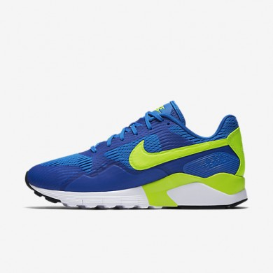 Nike Air Pegasus '92 Blue Spark/White/Black/Volt Womens Shoes