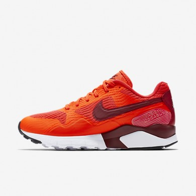 Nike Air Pegasus '92 Bright Crimson/Black/Noble Red Womens Shoes