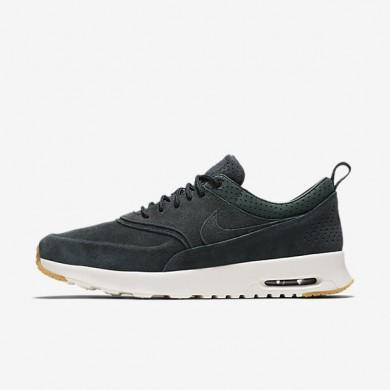 Nike Lab Air Max Thea Seaweed/Seaweed/Gum Light Brown/Sail Womens Shoes